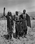 Erbore tribe, Omo Valley, southern Ethiopia, 2003-2004