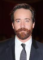Matthew Macfadyen.'The Three Musketeers in 3D' world film premiere, Vue Cinema, Westfield Shopping Centre, London, England..October 4th 2011.headshot portrait beard facial hair black white beard facial hair .CAP/BEL.©Tom Belcher/Capital Pictures.