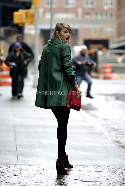 WWW.ACEPIXS.COM<br /> <br /> March 28 2014, New York City<br /> <br /> Taylor Swift goes for a stroll in Tribeca on March 28 2014 in New York City<br /> <br /> By Line: Curtis Means/ACE Pictures<br /> <br /> <br /> ACE Pictures, Inc.<br /> tel: 646 769 0430<br /> Email: info@acepixs.com<br /> www.acepixs.com