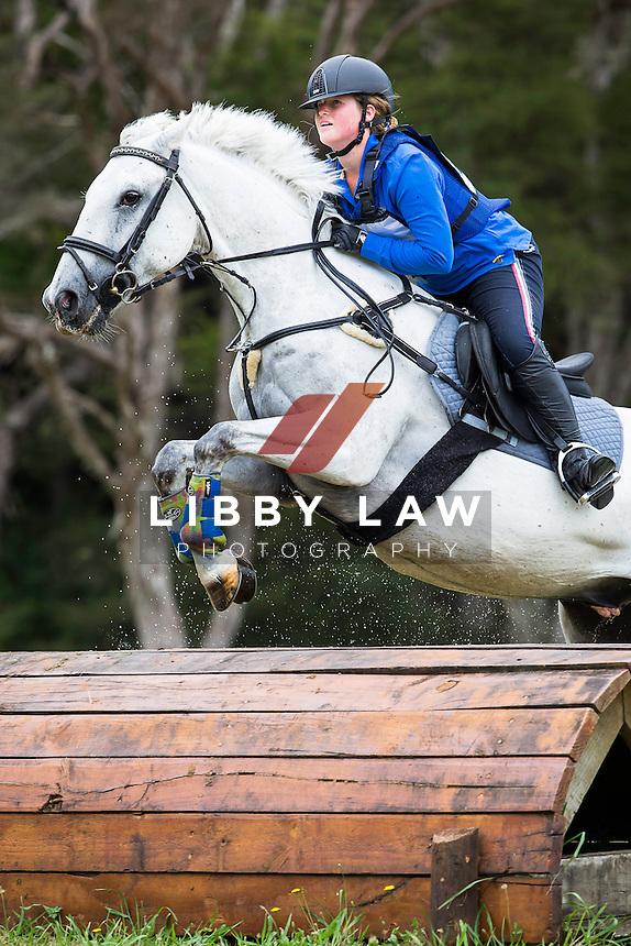 NZL-Codie White (SMOKIN PRINCE) 3RD-3C NZPC 80: 2015 NZL-Hunua Pony Club ODE (Sunday 1 February) CREDIT: Libby Law COPYRIGHT: LIBBY LAW PHOTOGRAPHY