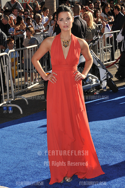 "Jaimie Alexander at the premiere of ""Captain America: The First Avenger"" at the El Capitan Theatre, Hollywood..July 19, 2011  Los Angeles, CA.Picture: Paul Smith / Featureflash"