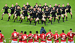 Rugby World Cup 2015 New Zealand v Tonga 09.10.2015