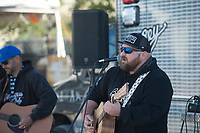 Hooey Jambulance during the Bullfighters Only Bulltoberfest event in Austin, TX - 10.28.2017. Photo by Christopher Thompson