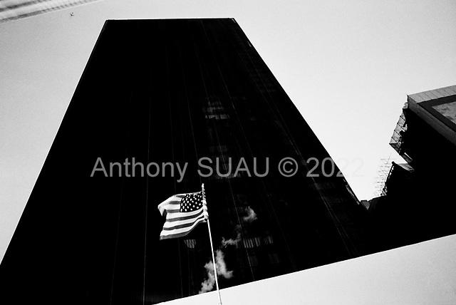 New York, New York<br /> USA<br /> December 2002<br /> <br /> Ground Zero