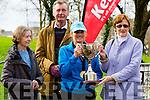 runners at the Kerry's Eye Tralee, Tralee International Marathon and Half Marathon on Saturday.