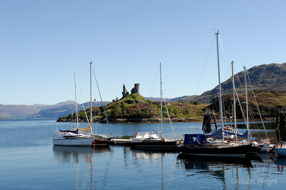 Costline on the Isle of Skye