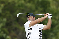 Patrick Reed (USA) tees off on the 15th hole during the second round of the 118th U.S. Open Championship at Shinnecock Hills Golf Club in Southampton, NY, USA. 15th June 2018.<br /> Picture: Golffile | Brian Spurlock<br /> <br /> <br /> All photo usage must carry mandatory copyright credit (&copy; Golffile | Brian Spurlock)