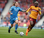 Stevie May and Cedric Kipre