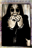 Ozzy Osbourne: 2001: Studio<br /> Photo Credit: Eddie Malluk/AtlasIcons.com