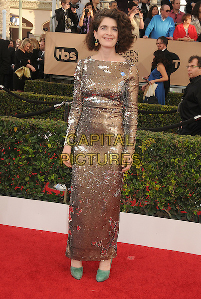 30 January 2016 - Los Angeles, California - Gaby Hoffman. 22nd Annual Screen Actors Guild Awards held at The Shrine Auditorium.      <br /> CAP/ADM/BP<br /> &copy;BP/ADM/Capital Pictures
