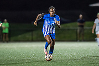 Boston, MA - Friday August 04, 2017: Ifeoma Onumonu during a regular season National Women's Soccer League (NWSL) match between the Boston Breakers and FC Kansas City at Jordan Field.
