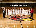 2013 Boys Basketball