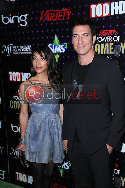 Shasi Wells, Dylan McDermott<br />