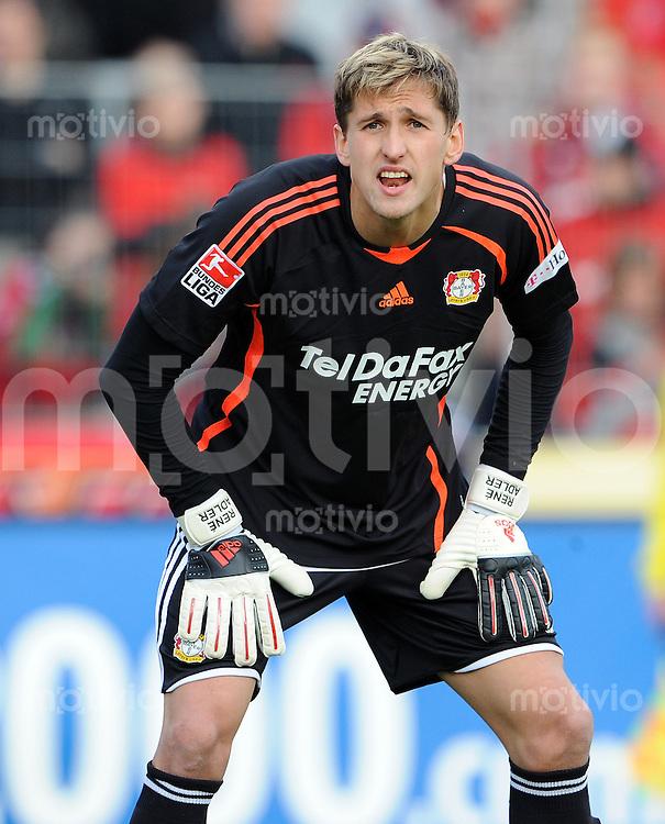FUSSBALL   1. BUNDESLIGA   SAISON 2008/2009   7. SPIELTAG Bayer 04 Leverkusen - Hertha BSC Berlin              04.10.2008 Torwart Rene ADLER (Bayer 04 Leverkusen)