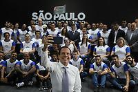São Paulo (SP), 09/03/2020 - Time São Paulo Paralímpico 2020 - João Doria, Governador de São Paulo, apresenta os integrantes do Time São Paulo Paralímpico 2020, no Palácio dos Bandeirantes, em São Paulo, nesta segunda-feira, 9. (Foto: Charles Sholl/Brazil Photo Press)