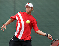 11-7-06,Scheveningen, Siemens Open, rirst round match, Decoud