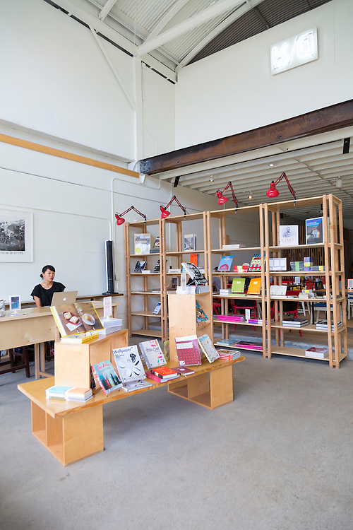 R and D, a creative space that combines a book store, coffee shop and art gallery, serves up Stumptown coffee, a carefully curated selection of books and an art gallery that features contemporary artists from Honolulu and beyond.  This spaced is located in the Kakaako area of Honolulu, HI.