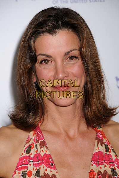 WENDIE MALICK.22nd Annual Genesis Awards at the Beverly Hilton Hotel, Beverly Hills, California, USA..March 29th, 2008.headshot portrait .CAP/ADM/BP.©Byron Purvis/AdMedia/Capital Pictures.