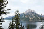 Jenny Lake in Grand Teton National Park, Wyoming, USA