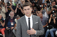 "Zac Efron - "" Paperboy "" photocall at the 65th Cannes Film Festival at the Palais des Festivals..May 24th, 2012."