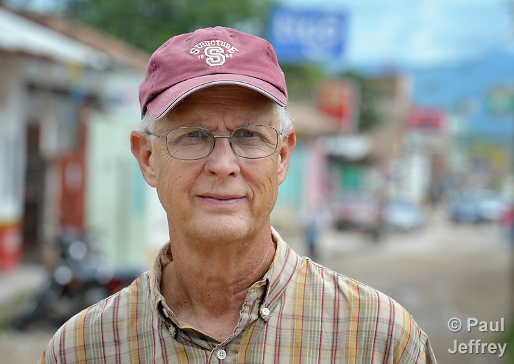 Ronald Davidson is a United Methodist missionary in Honduras.