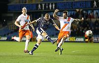 Millwall v Blackpool 17-Sep-2013