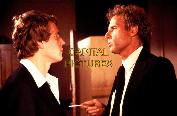 Ryan O'Neal, Bruce Dern<br /> in The Driver (1978) <br /> *Filmstill - Editorial Use Only*<br /> CAP/NFS<br /> Image supplied by Capital Pictures