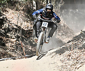 8th September 2017, Smithfield Forest, Cairns, Australia; UCI Mountain Bike World Championships; Rudy Cabirou (FRA) riding for Unior Tools Team during the downhill practice;