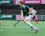 AMSTELVEEN -  Blair Tarrant (R'dam)     tijdens de hoofdklasse competitiewedstrijd heren, AMSTERDAM-ROTTERDAM (2-2). . COPYRIGHT KOEN SUYK