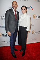 05 January 2019 - Los Angeles, California - Keegan-Michael Key, Elisa Pugliese. the BAFTA Los Angeles Tea Party held at the Four Seasons Hotel Los Angeles.          <br /> CAP/ADM<br /> ©ADM/Capital Pictures