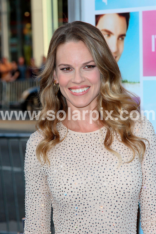 "**ALL ROUND PICTURES FROM SOLARPIX.COM**                                             **SYNDICATION RIGHTS FOR UK, AUSTRALIA, DENMARK, PORTUGAL, S. AFRICA, SPAIN & DUBAI (U.A.E) & ASIA (EXCLUDING JAPAN) ONLY**                                                                                   Arrivals for ""Something Borrowed"" Los Angeles Premiere at the Grauman's Chinese Theatre, Hollywood, CA, USA                                                               .This pic:     Hilary Swank                                                                                        JOB REF:    13260    PHZ Evans       DATE:   04.05.11                                                         **MUST CREDIT SOLARPIX.COM OR DOUBLE FEE WILL BE CHARGED**                                                                      **MUST AGREE FEE BEFORE ONLINE USAGE**                               **CALL US ON: +34 952 811 768 or LOW RATE FROM UK 0844 617 7637**"