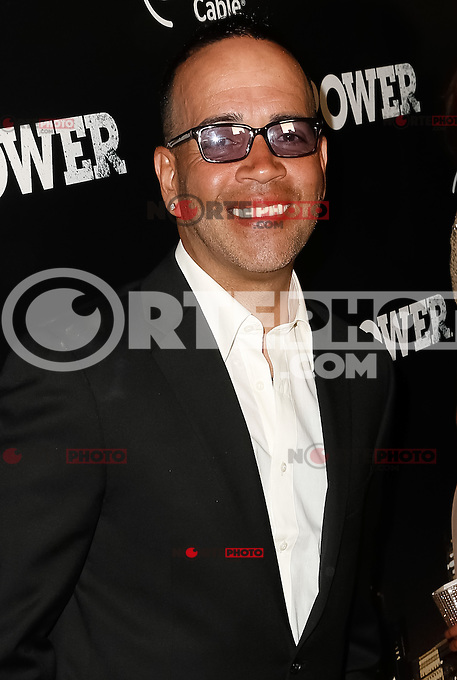 New York, NY -  June 2 : Actor Luis Antonio Ramos attends the Power Premiere held at the Highline Ballroom on June 2, 2014 in New York City. Photo by Brent N. Clarke / Starlitepics