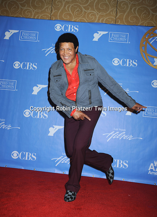 Chubby Checker arriving at The 37th Annual Daytime Emmy Awards on June 27, 2010 at The Hilton in Las Vegas, Nevada.