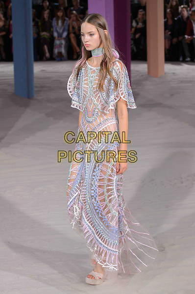 TEMPERLEY LONDON<br /> London Fashion Week, Ready to Wear, FW17<br /> on September 18, 2016<br /> CAP/GOL<br /> &copy;GOL/Capital Pictures