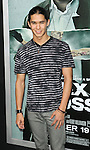 """Booboo Stewart at the Los Angeles premiere of """"Alex Cross"""" held at the Arclight Theater on October 15, 2012."""