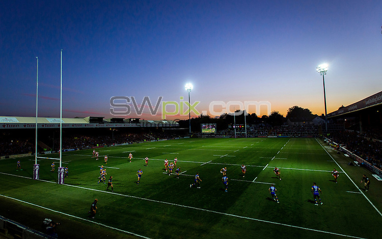 Picture by Alex Whitehead/SWpix.com - 02/09/2016 - Rugby League - First Utility Super League - Leeds Rhinos v Salford Red Devils - Headingley Carnegie Stadium, Leeds, England - A General View (GV).