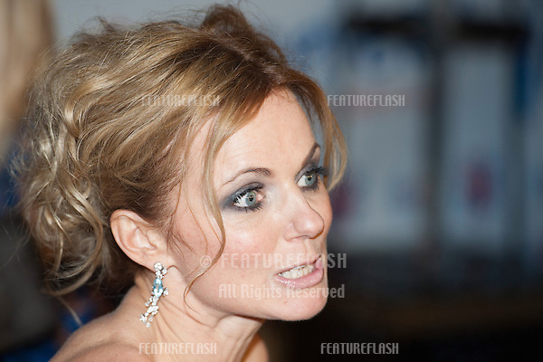 Geri Halliwell at the Viva Forever Press Night, London. 11/12/2012 Picture by: Simon Burchell / Featureflash