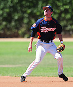 08/03/10, Fullerton Ca.; Orange County Flyers defeat the Victoria Seals in final game of a 3 game series played at Fullerton College. .Mandatory credit: Bryan Crowe