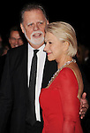 PALM SPRINGS, CA - JANUARY 05: Taylor Hackford and Dame Helen Mirren arrive at the 24th Annual Palm Springs International Film Festival - Awards Gala at the Palm Springs Convention Center on January 5, 2013 in Palm Springs, California..