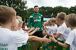 27-07-2017, Voetbalkamp, Norg, Jeugd, Lars Veldwijk of FC Groningen,
