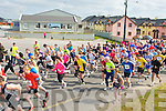 ON THEIR MARKS: On their marks as hundreds take part in the Kerry Head,Resource Centre Ballyheigue 10k run on Sunday.....