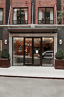 Entrance to 432 West 52nd Street