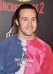 HOLLYWOOD, CA - JUNE 05: Pete Wentz attends the premiere of Disney and Pixar's 'Incredibles 2' at the El Capitan Theatre on June 5, 2018 in Los Angeles, California.