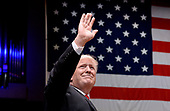 United States President Donald J. Trump participates in the Celebrate Freedom Rally at the John F. Kennedy Center for the Performing Arts in Washington, DC, on July 1, 2017. <br /> Credit: Olivier Douliery / Pool via CNP
