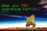Inspirational image of the VLA near Socorro, New Mexico