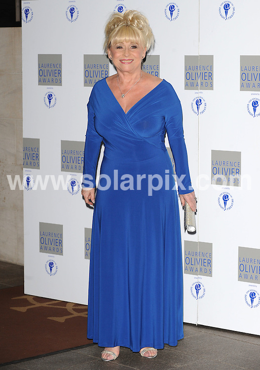 **ALL ROUND PICTURES FROM SOLARPIX.COM**.**WORLDWIDE SYNDICATION RIGHTS**.arrivals at the Laurence Olivier Awards 2010, held at Grosvenor House, Mayfair, London, UK.  21 March 2010..This pic: Barbara Windsor..JOB REF: 10944 SSD     DATE: 21_03_2010.**MUST CREDIT SOLARPIX.COM OR DOUBLE FEE WILL BE CHARGED**.**MUST NOTIFY SOLARPIX OF ONLINE USAGE**.**CALL US ON: +34 952 811 768 or LOW RATE FROM UK 0844 617 7637**
