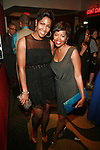 Terri J. Vaughn and Malinda Williams  Attend Tennessee Williams A Streetcar Named Desire Opening Night Party Held at the Copacabana, NY   4/22/12