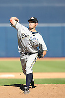 Mark Rogers - Peoria Javelinas, 2009 Arizona Fall League.Photo by:  Bill Mitchell/Four Seam Images..