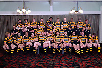 2017 Jock Hobbs Memorial Under-19 rugby tournament Taranaki team photo at Wairakei Resort in Taupo, New Zealand on Friday, 15 September 2017. Photo: Dave Lintott / lintottphoto.co.nz
