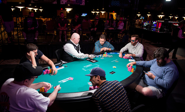 Final Table Event 17: $10,000 Dealers Choice 6-Handed Championship